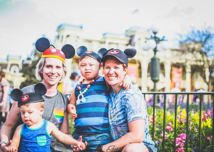 Signing Time Family Testimonial: Holly, Alex, Jaxson, and Niko
