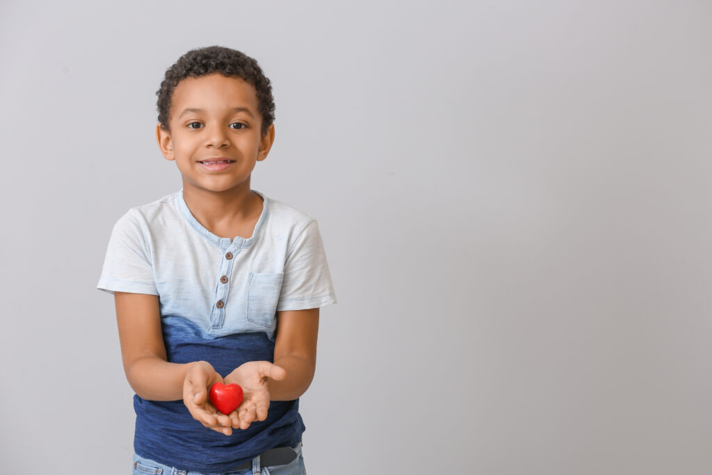 help your kids learn to serve others