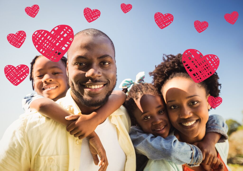ideas for celebrating Valentine's Day as a family