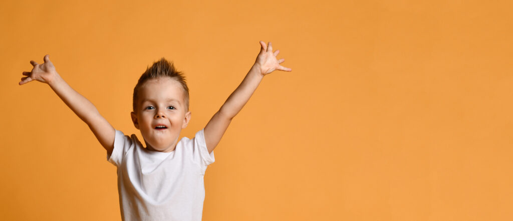 encourage your kids to be themselves